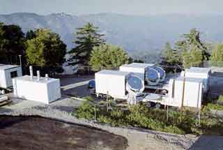 the new three-telescope ISI Array (2003-today)